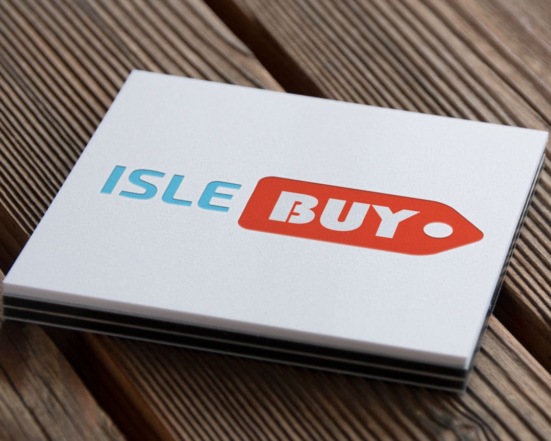 Isle Buy brand design